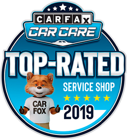 CarFax Badge 2019
